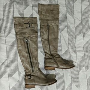 Sabra by Steve Madden Knee High Boots